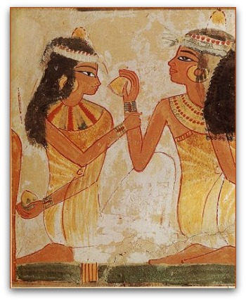 an overview of the origin of perfume since the ancient times of egypt The strange history of perfume, from ancient roman foot fragrance to napoleon's cologne  here are some of the ancient origins of perfume take them in, and then look at your bathroom.